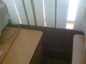 Радиатор в аудитории 103, ЖГТУ
